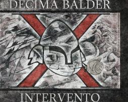 Decima Balder - Intervento - Front